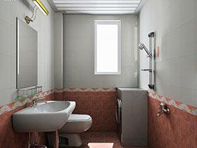 簡約卻不簡單 20款現代簡約衛浴欣賞