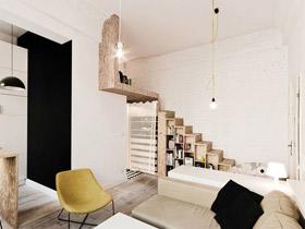不止是樓梯 13款樓梯間收納設計