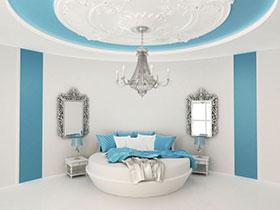 形狀各異臥室床 19種個性床型設計