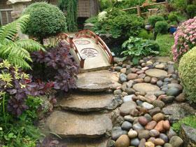 11个花园过道图片 小花园大智慧