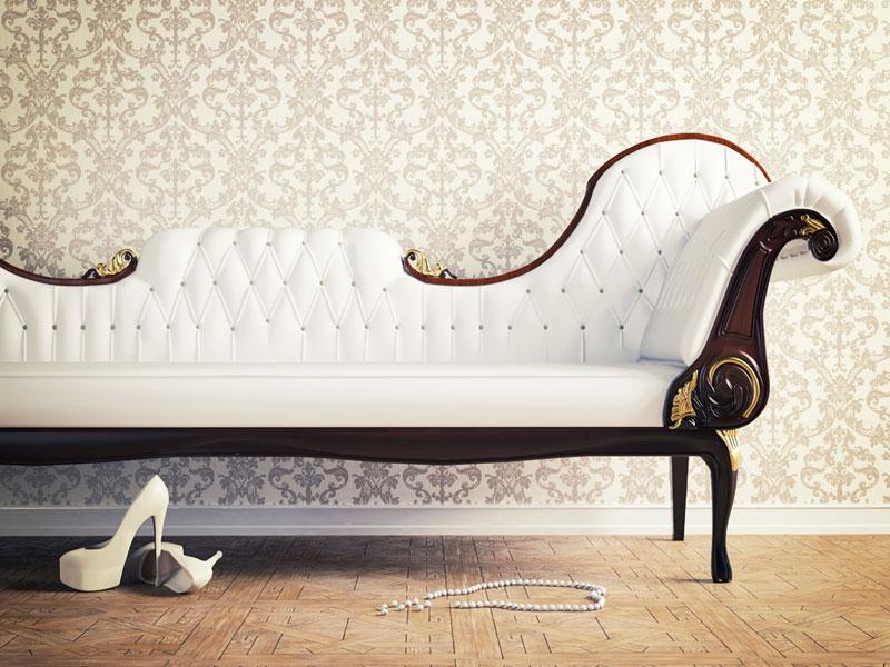 舒适沙发床图片