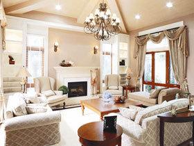 12款欧式客厅吊灯 优雅风格秀出来