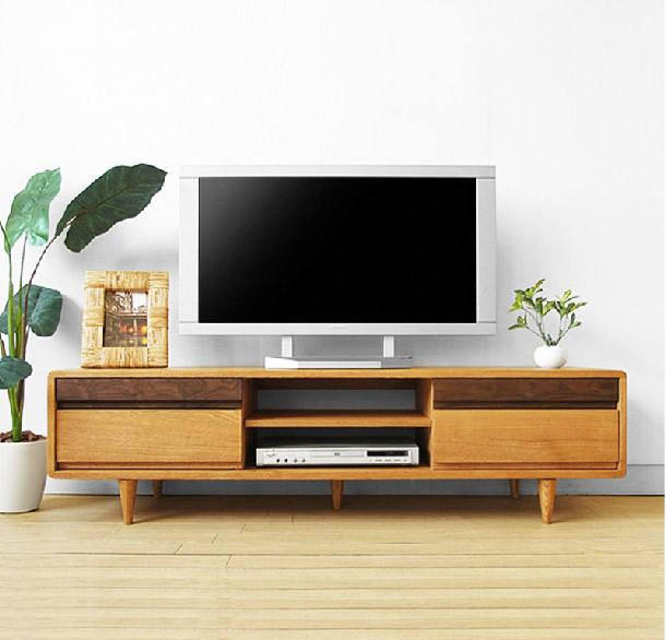 宜家风格简洁电视柜图片