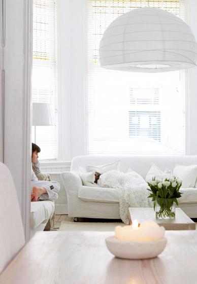 北欧风格客厅客厅灯图片