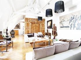 18款客厅吊灯图片 不一样的吊灯设计