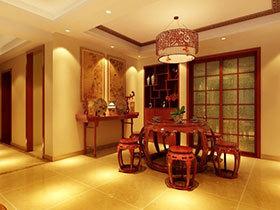 28张中式圆桌图片 感受珠圆玉润之美