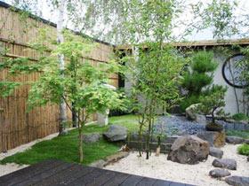 13款日式花园图片 领略自然日式风