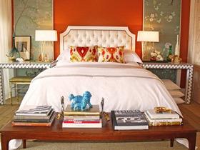 装饰实用两不误 15款欧式床头软包效果图