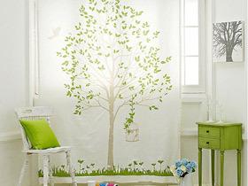 窗帘也要不同花色 11款印花窗帘设计