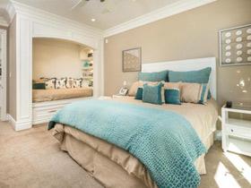百看不厌的设计 21款卧室背景墙效果图