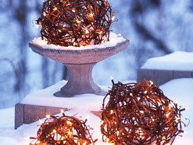 花园灯具效果图 点亮温馨花园空间