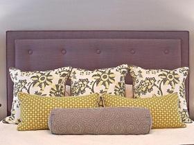 唯美小清新 18个床头软包效果图