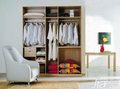 衣柜内部结构如何设计