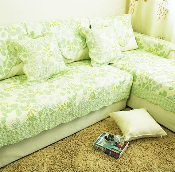 时尚布艺沙发效果图