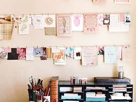 书房照片墙 13款自制方案效果图