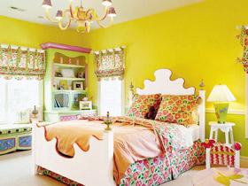 浪漫又唯美 15款白色优雅儿童床图