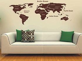 个性家居装饰 19张特色背景墙效果图