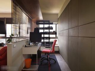宜家轻工业混搭风公寓装修 这套小户型设计完美3/4