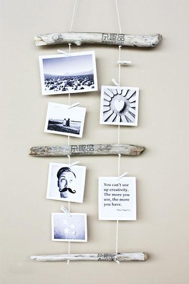 可爱照片墙图片