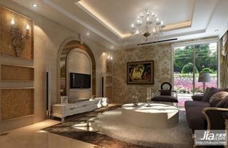 奢华欧式室内装修效果图装修效果图