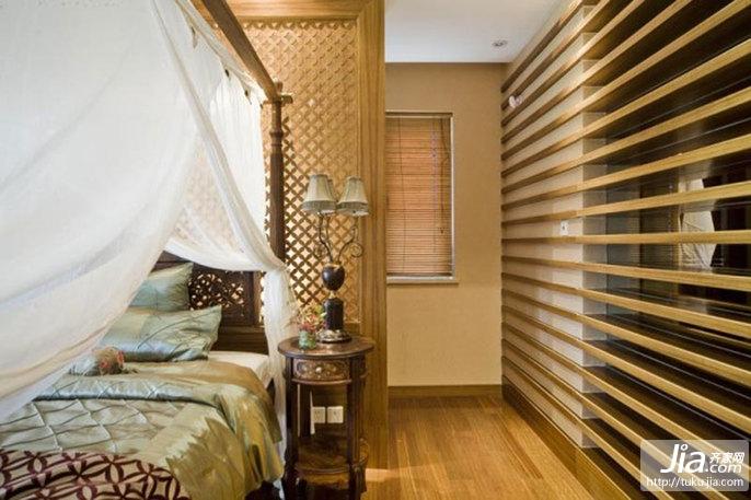 银基王朝后现代三居室装修图片