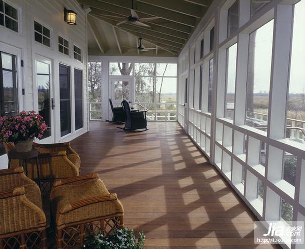 室内阳台装修装修效果图