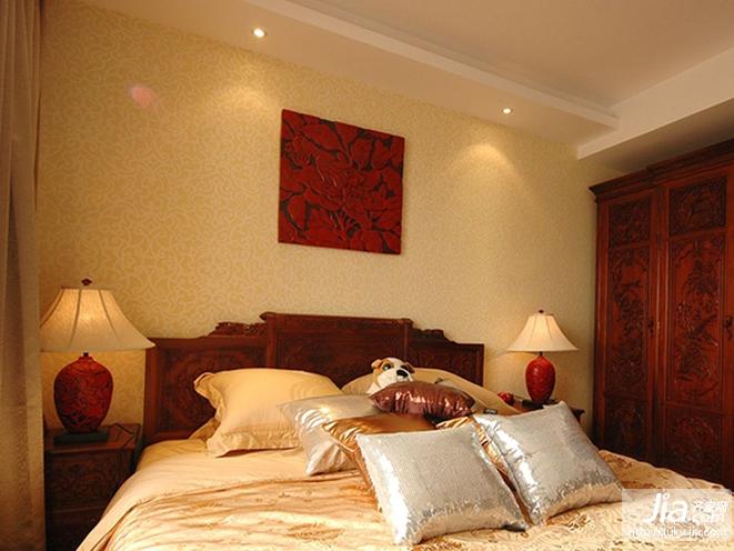 维尔维尔装饰标准工艺施工全程篇欧美风情四居室装修图片