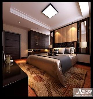 金地长青湾三居室170平米装修效果图