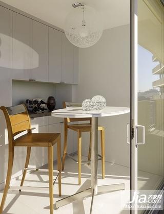 美国旧金山Fontana Apartment公寓住宅室内设计装修效果图
