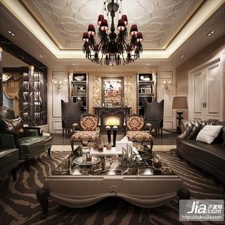 中海铂宫别墅设计装修图片