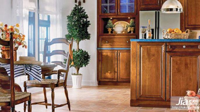 厨房的风格设计装修效果图