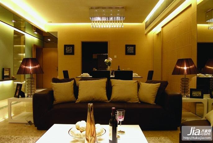 华腾园单身公寓室内装修效果图大全2012图片装修效果图