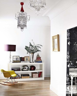 8万打造小户型简欧风格客厅装修效果图大全2012图片装修效果图