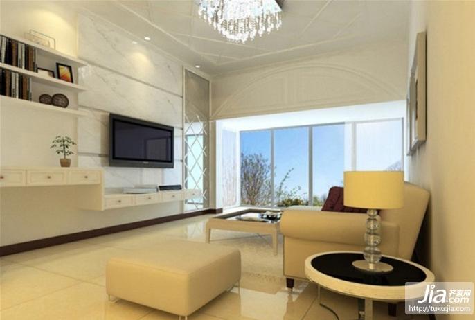 欧式现代客厅装修效果图大全2012图片装修图片