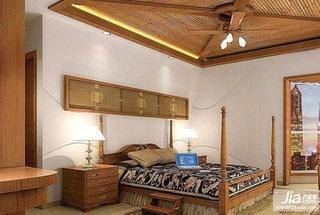 东南亚休闲风家居装修图片