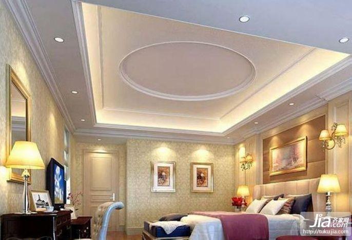 黄色暖家居装修装修效果图