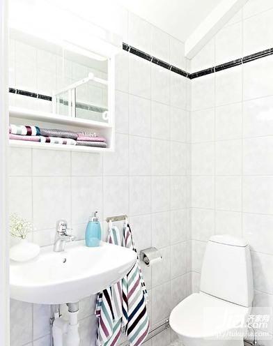42平米温馨小户型家装案例 装修图片