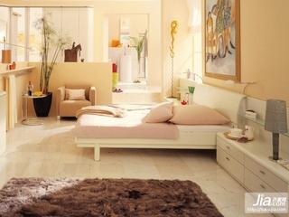 美式主卧室装修装修效果图