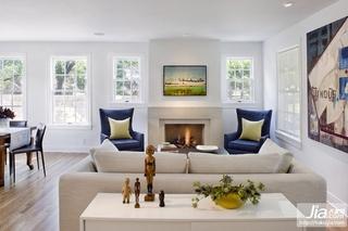 最新客厅家居装修效果图装修效果图