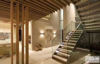 原生态朴质的复式楼客厅装修效果图大全2012图片装修图片