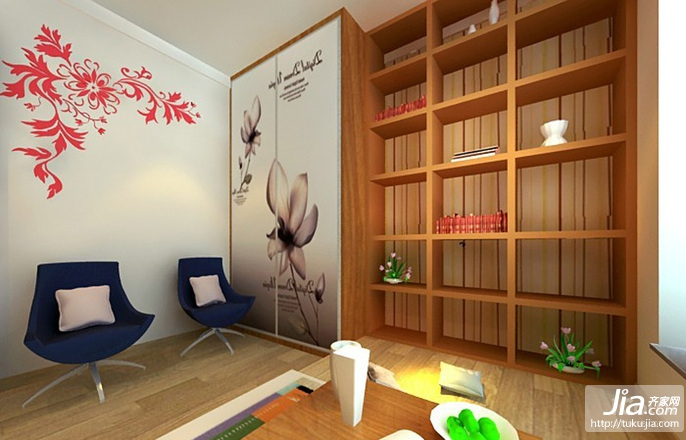 上青佳园简约室内装修效果图大全2011图片装修效果图