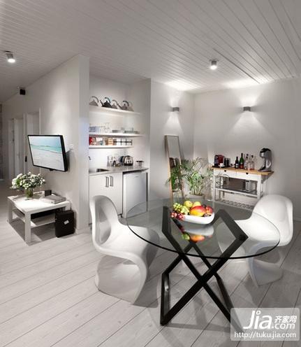 简约明朗的客厅装修效果图大全2012图片装修图片