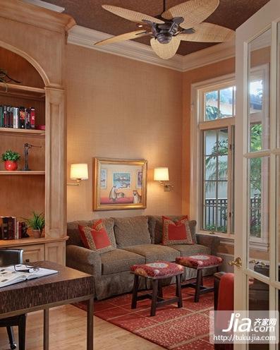 12万打造温馨舒适田园风格装修效果图大全2012图片装修图片