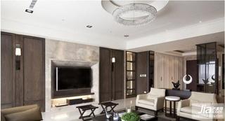 张家口印象装饰《中胜云城》之Art Deco低调奢华装修效果图