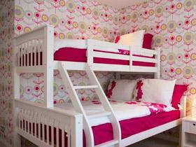 实用儿童床 17款双层儿童床图片