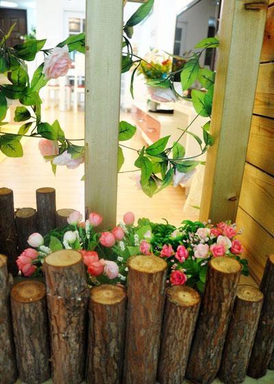 田园风格温馨婚房家装图片