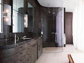 让洗澡更舒适 20款简约淋浴房图片