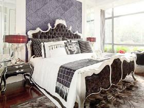 体验欧式风情 17款欧式床头柜图片