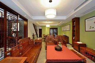 中式风格别墅奢华20万以上效果图