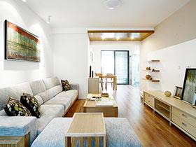 客厅过道花样多 23款创意过道设计
